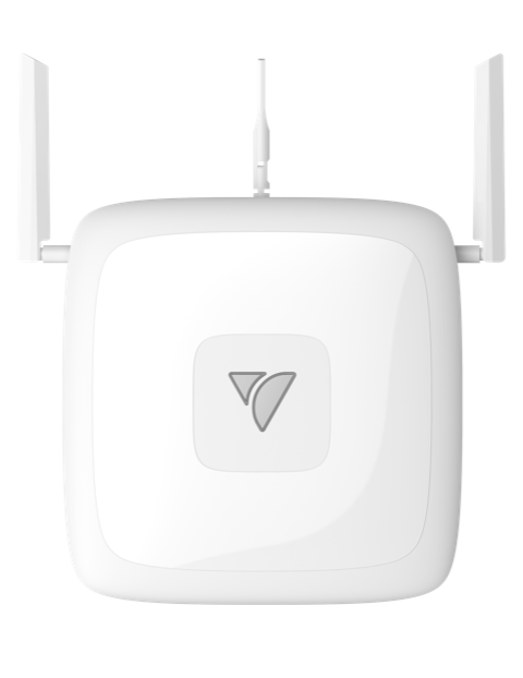 VHE10 (Pro) White with antenna